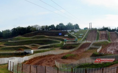 Motocross Track Valence - Rhone-Alpes - France