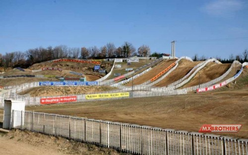 Motocross Track Valence - France
