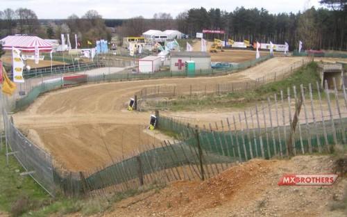 MX Track Neeroeteren