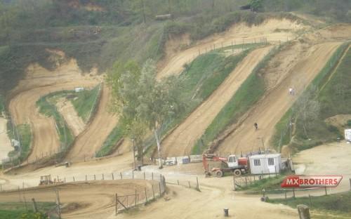 Motocross track Asti - Piemonte