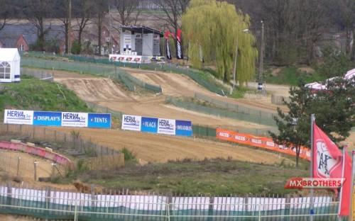 Motocross Track Neeroeteren - Limburg