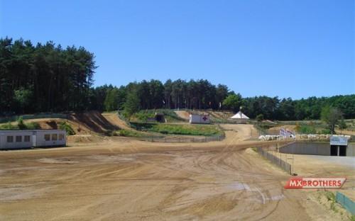 Motocross Track Neeroeteren - Limburg - Belgium