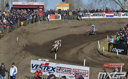 MX track Valkenswaard Netherlands