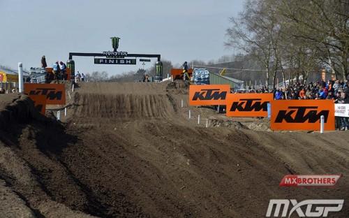 Motocross track Valkenswaard Netherlands