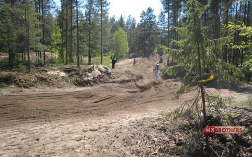 Yyteri Motocross, Pori Finland