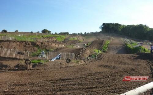 Apex motocross circuit