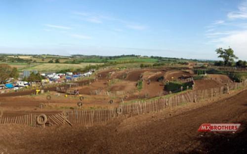 Motocross track Apex