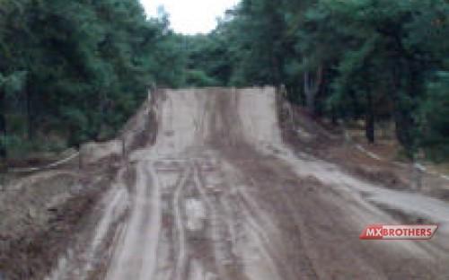 Motocross track Budel