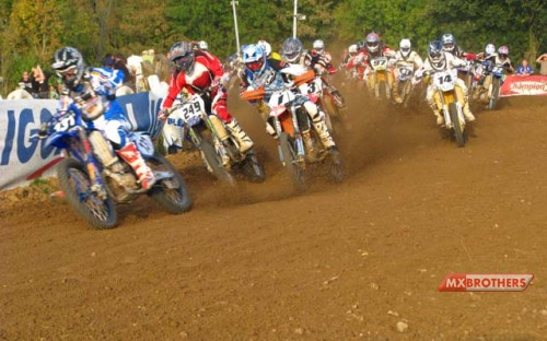 Motocross at Basly