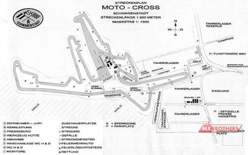 motocross circuit Schwanenstadt - Austria