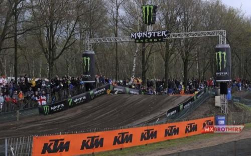 Piste motocross Valkenswaard