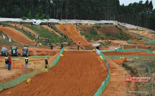 Motocross pista Agueda, Portugal