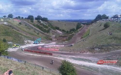 Foxhill MX track