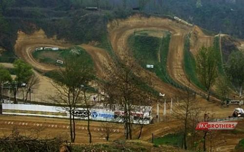 Pista motocross Asti