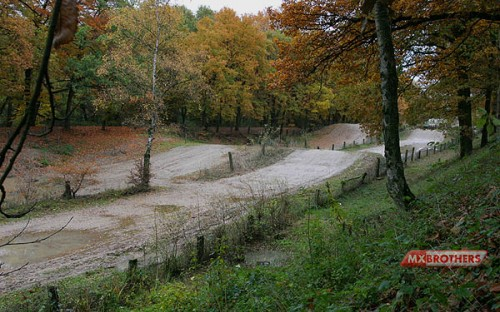 Motocross Track Eyller Berg - Kamp Lintfort - Germany