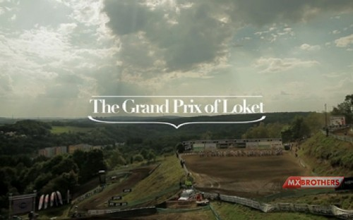 Loket motocross circuit