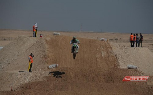 Losail Motocross Track - Doha - Qatar