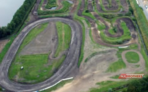 Motocross track Joure