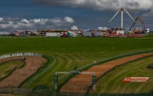 Matterley Basin motocross circuito