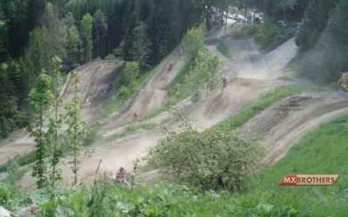 Motocross strecke Birkfeld