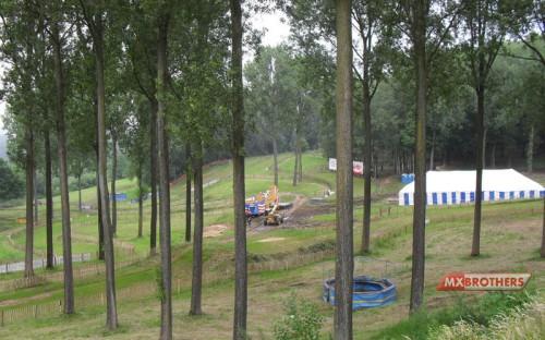 Motorcross circuit Kester