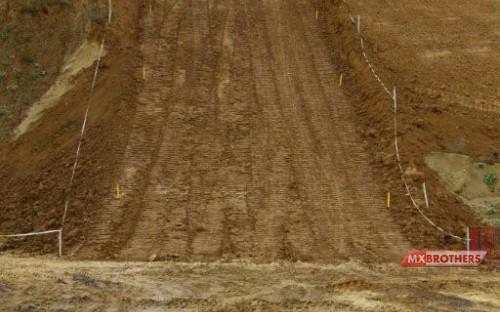 Motocross circuit Mont St Guibert