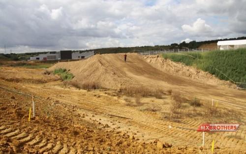 Motocross track Mont St Guibert - Wallon - Belgium