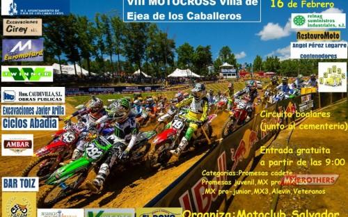 Circuito Motocross Boalares -  Ejea de los Caballeros - Spain
