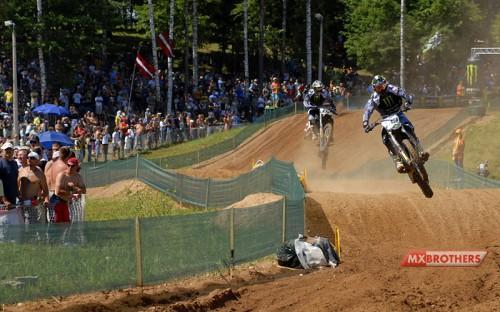 Motocross Strecke Zelta Zirgs - Kegums - Latvia