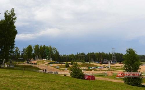 Motokross Track Zelta Zirgs - Kegums - Latvia