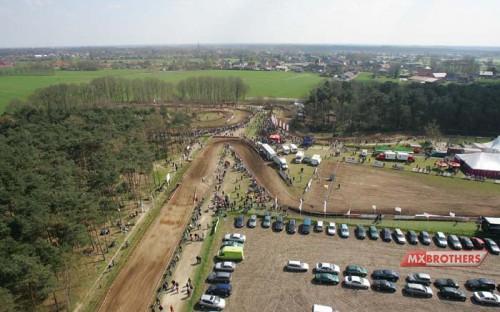 Motocross circuit Wuustwezel - De Molenbergen