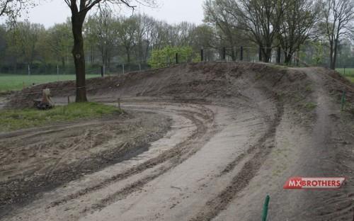 Motocross track Wuustwezel - Antwerpen - Belgium
