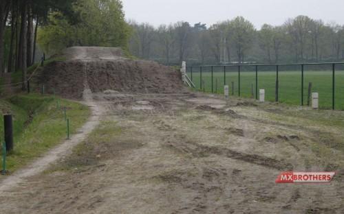Motocross track Wuustwezel