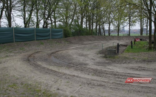 Motocross Strecke Wuustwezel - De Molenbergen