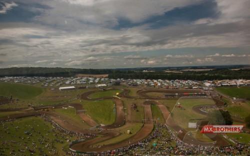 Matterley Basin Motocross track