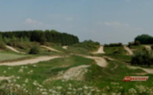 Motocross track Rognee