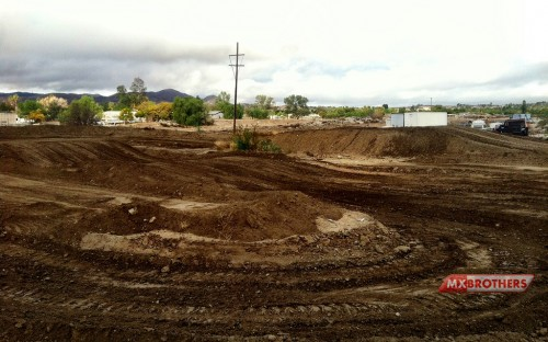 Perris Raceway Piste Motocross - California