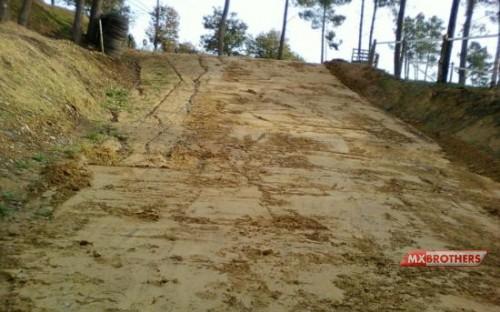 Motocross track Saint-Jacut-les-Pin
