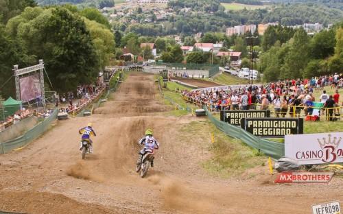 Loket motocross track