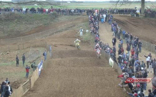 Circuit Motocross Thomer la Sôgne