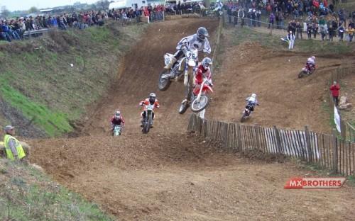 Motocross track Thomer la Sôgne