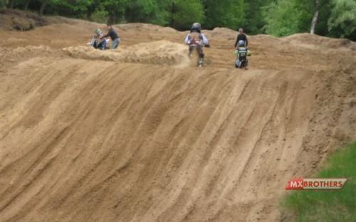 Motocross Strecke Deurne