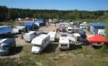 Motocross track Yyteri, Finland