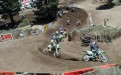 Motocross piste Mammoth Mountain - California