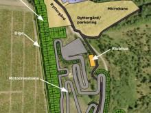 Bjerringbro Cross Klub's new motocross track