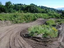 Motocross track penzberg