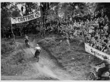 Eyller Berg motocross track in the early 50's