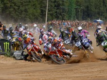 2014 Motocross season kick off