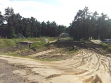 Motocross Track Bestensee